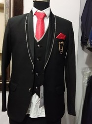 Five Piece Mens Suit