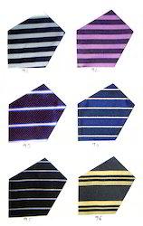 Formal Tie Jacquard Fabric