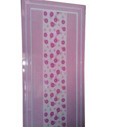 Designer Bathroom Door