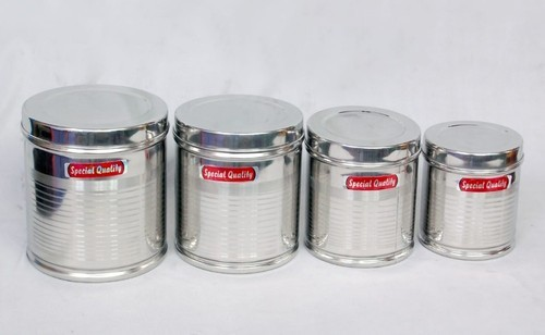 Harini Superior Quality Stainless Steel Kitchen Storage Container
