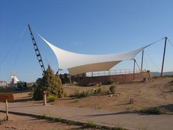 Fabric Tensile Membrane Structures