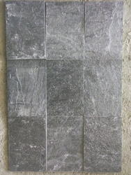 Silver Grey Slate Tiles for Wall Cladding