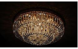 Antique Style Roof Mount LED Chandelier