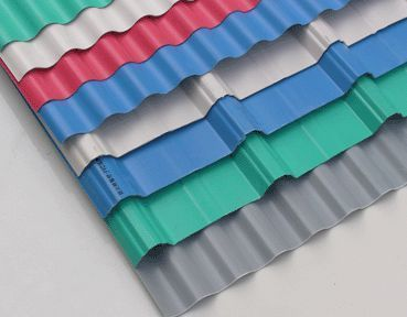 Roofing Sheet Commercial Roofing Sheet Manufacturer From Ahmedabad