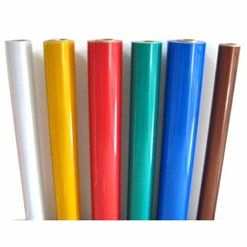 Multicolor Reflective Vinyl Sheet Rs 10 Square Feet Dss
