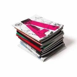 Multicolor Paper Magazine Printing Service, Location: India, Size: Standard