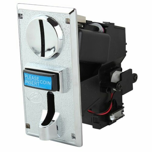 Coin Acceptor - Multi Coin Acceptor Manufacturer from Mumbai