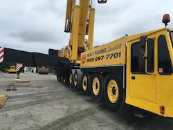 Demag AC 500 Cranes Rental Services