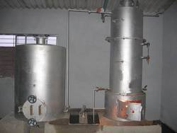 RCN Cooking Cashew Steam Boiler