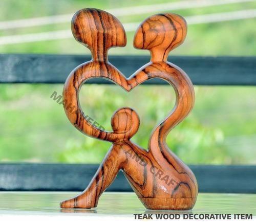 Wooden Symbol Of Love At Rs 750 Piece Lakdi Ki Uphaar Vastuyen