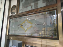 Designed Aluminium Glass Window