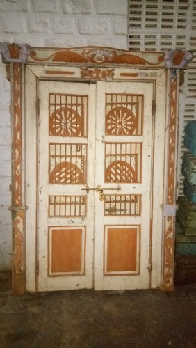 Wholesaler Of Wooden Items Wooden Ceving Jhoola By Gajjar