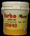 20W40 Turbo HDPE Oil
