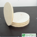 Square Edge Felt Wheel