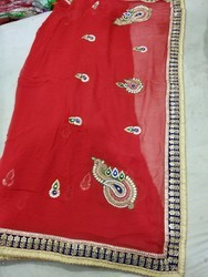 Party Wear Bridal Sarees