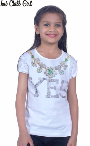 2a8f8a1c8426 Design Girls T Shirts at Rs 250 /piece | Indore | ID: 11532672330