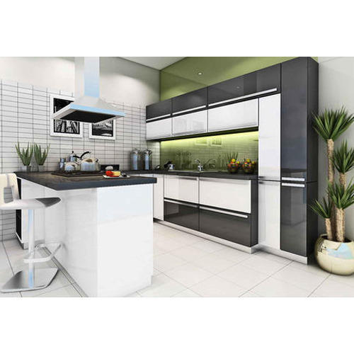 Godrej Modular Kitchen At Rs 800000 Unit Modular Kitchen Baba