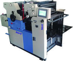 Double Color Satellite Offset Press