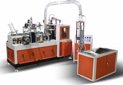 Fully Automatic Paper Cup Making Machine In Sivakasi