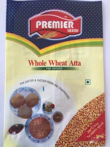 Whole Wheat Atta (chakki Fresh)