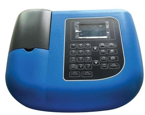 Portable Vis Spectrophotometer (battery And Main Line Operational)
