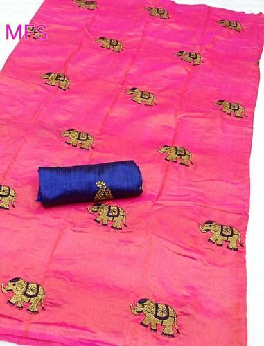 4803a9584a Mfs Sana Silk Sarees, Rs 850 /piece, Mukunda Fashions   ID: 19401516955