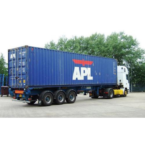 40 Ft Container Truck Transport Services