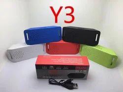 Y3 Bluetooth Wireless Portable Speaker