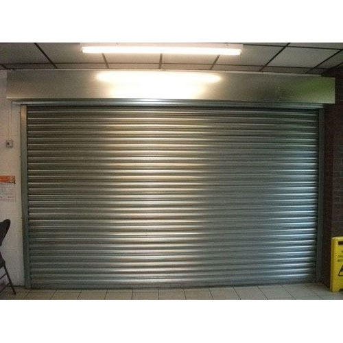 Full Height Steel Rolling Shutters