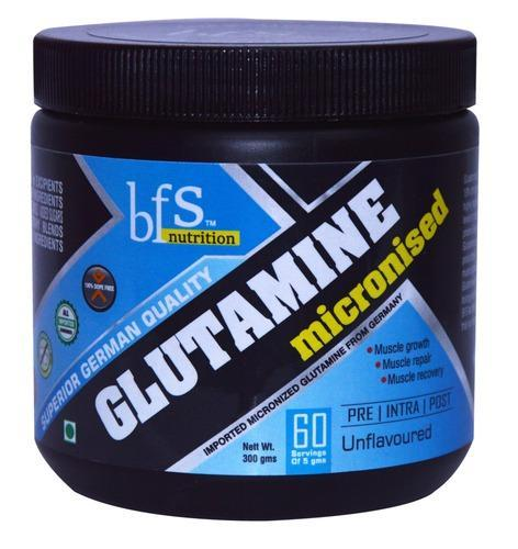 Bfs Nutrition - Manufacturer of BFS Nutrition Glutamine Micronized