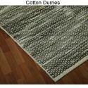 Handwoven Designer Cotton Durries And Flatweave Rug