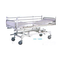 Mechanical HI LO ICCU Bed with ABS Panel