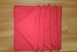 Christmas Table Cloth With Napkins