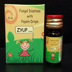 Pepsin And Fungal Diastase Drops