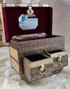 Rectangle Wooden Jewellery Box