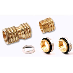 CPVC Fittings Brass Female Inserts