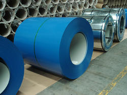 Primary Pre Painted Galvanized Steel Coil, for Oil & Gas Industry