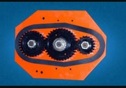 Rotavator Side Plate Gear