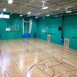 Multipurpose Sports Hall Flooring