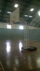 Movable Basketball Hoops