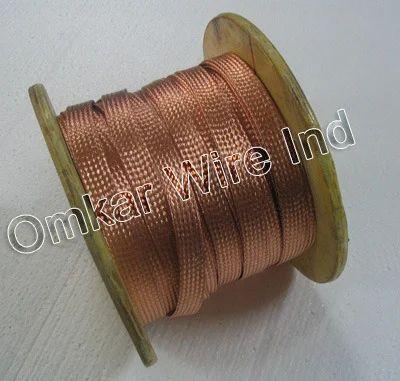 Copper Wire Braided Strips at Rs 550 /kilogram(s) | Copper Wire ...