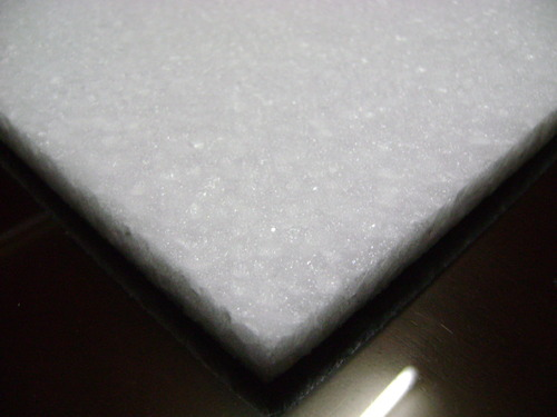 White Expande Polypropelene Sheet EPP Foam Sheet, Thickness: 1 To