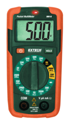 12 Function Mini Digital Multimeter