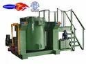 Hybrid Aluminum Melting Crucible Furnace