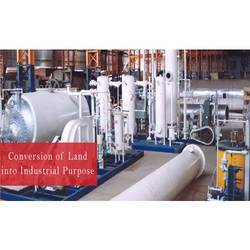 Conversion Service of Land for Industrial Purposes