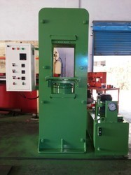 Rubber Moldings Hydraulic Machine