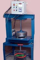 Disposable Thali Making Machine