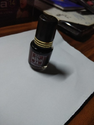 Purple Nail Paint