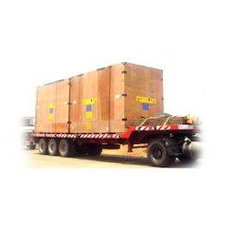 Plywood Boxes , Usage : Packaging , Wood Type : Pine wood , Box Capacity : 1 Ton - 30 Ton
