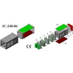 Plastic Plug-In Housings IC-248-06 DIN 48x48x90